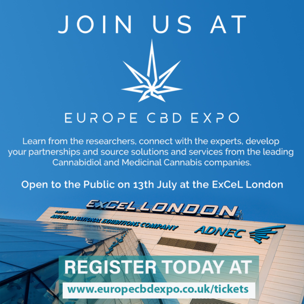UK's First Ever Medicinal Cannabis and Cannabinoids Trade Show to